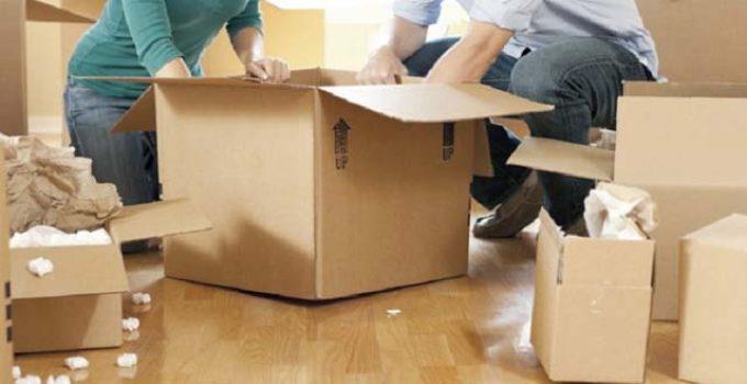 spullen inpakken voor je verhuis